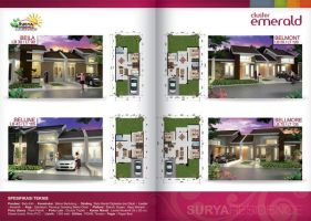 Surya Residence : Emerald by champchoel