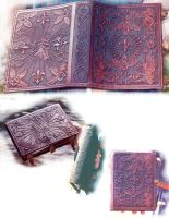 A French Baroque Daybook by Bonecarverpm