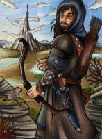 The Hobbit: Durin's day by Carcondis