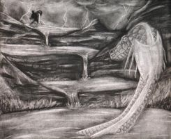 Aquarius and the Leviathan by Tetsuo2200