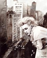 Marilyn 2 by chatte-bleu