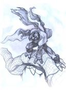 Soul Reaver . pencils by thekidKaos