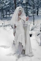 Unicorn Mask Snow 6 by eyefeather-stock
