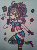 Title Pic: Candy Cutie Cookie :3 by BebeKimichi