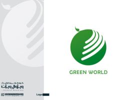 Green world Logo by neghab