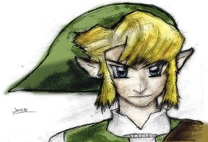 The New Link by JavierZhX