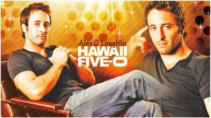 ALEX O' LOUGHLIN by Anthony258
