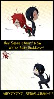 Sebby and Grell Comic Collab. by UlquiTagashi