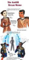 KotOR 1 meme by RogueDragon