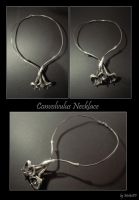 Convolvulus Necklace by MaGeXP