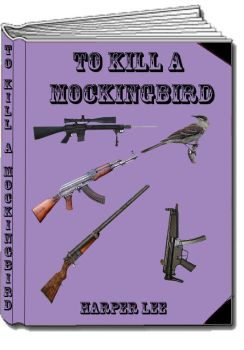 Photoshop project 7. To kill a Mockingbird by RockDaVote