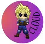 Cloud Badge by Verlerious
