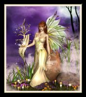 The Spring Fairy by cymbidium56