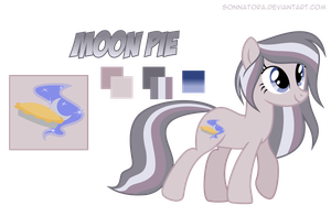 Moon Pie - Reference by Sonnatora