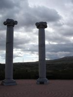 Stock 292- Place of Pillars II by Valentine-FOV-Stock