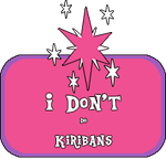 Art Status - I Don't Do Kiribans by octopusfam