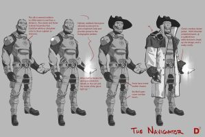 Translucid designs the Navigator by dan-duncan