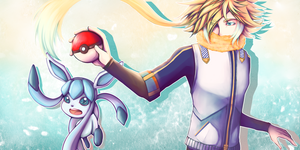 [Color] Liot and Luki Banner by KryPixelCorp