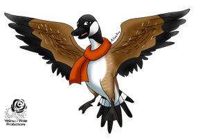 C: Kacy the Canadian Goose! by Aileen-Rose