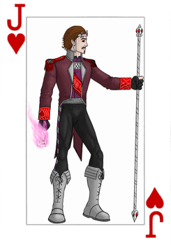 Gambit-Jack of Hearts by ramisirote