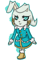 Page Sticker Eira by RidiculousRickolous