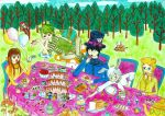 Mad Hatter's Tea Party by BloomingxSunflower