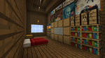 Minecraft Attic :3 by GreenAshikawa