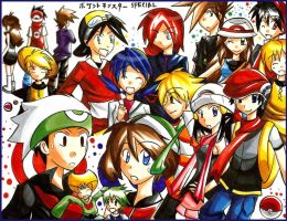EVERY Pokemon Special Trainer by WingJourneys