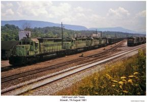 O+W and L+N Trains by hunter1828