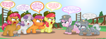 Commission:  CMC DRILL SERGEANTS YAY!!! by AleximusPrime