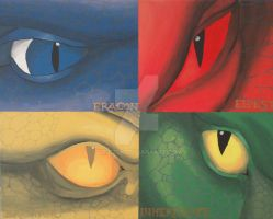 Eyes of Inheritance by Dr-Czuk