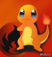 Charmander #004 by HylianGuy
