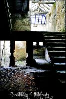 Broken stairs by xMAXIx