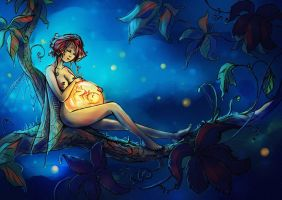 Firefly by mary-petroff