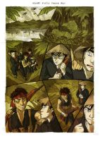 The River Dwellers Pg 5 by Isaia