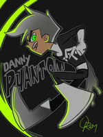 Dannys back by lujji