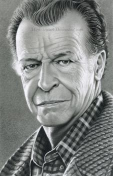 Walter Bishop by markstewart