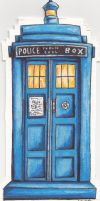 TARDIS by DRD-1812