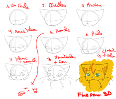 Tutoriel Cat by Niutellat