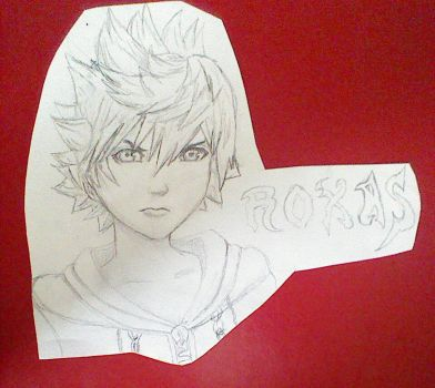 Roxas by YoungEclipse
