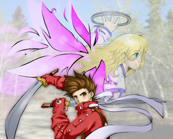 Tales Of Symphonia by starshock12