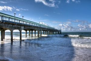 Bournemouth Pier HDR by Roamerick