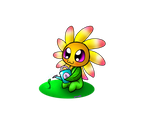 Mini Contest entry: Cute Flower by Spice5400