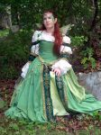 Titania--Queen of the Faeries by celticbard76