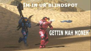 GETTIN MAH MONEH IN HALO by ams719