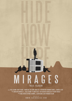 Mirages - Movie poster by tarikraiss