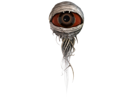 Eye Guy / Single Eye by bogeymankurt