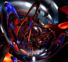 Abstract Superman F-x by AdamF-X29