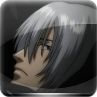 Dante Anime Dock Icon by Carudo