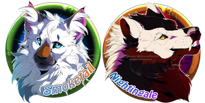 .:Comm: Tokens Batch Number Uno:. by Mayasacha